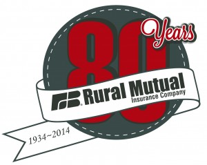 Rural Mutual Insurance 80th Anniversary