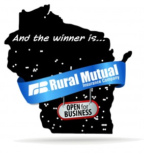 Rural Mutual Insurance Open for Business Promotion Winner
