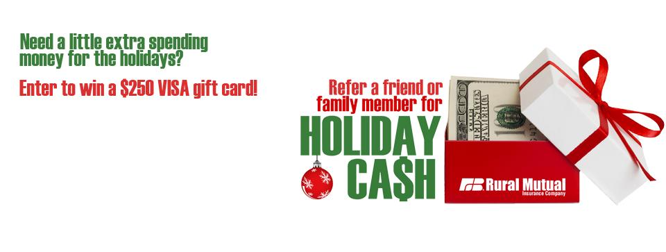 holiday cash promotion website banner 960x363