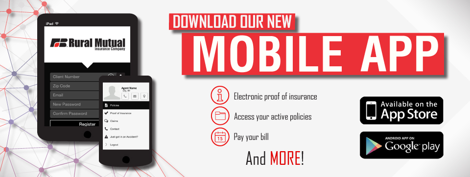 Mobile App Website Banner
