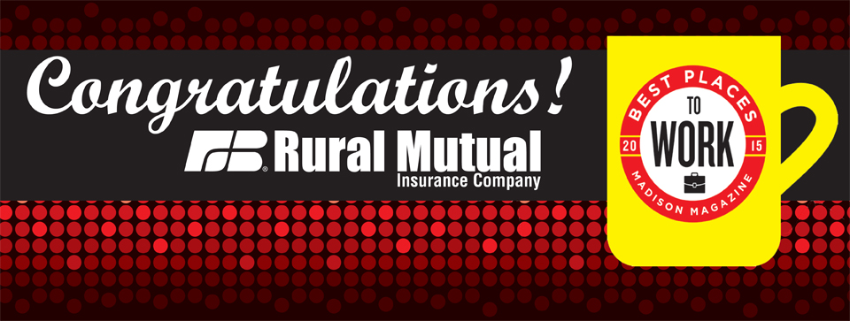 Rural Mutual voted one of best places to work in Madison