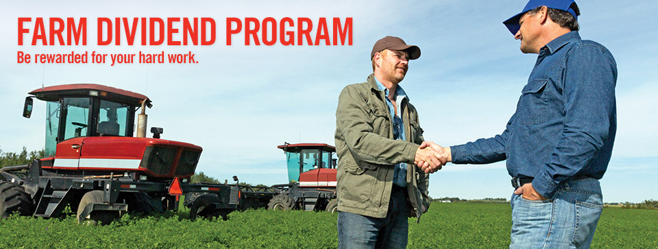 Rural Mutual Farm Dividend Program for Farmers